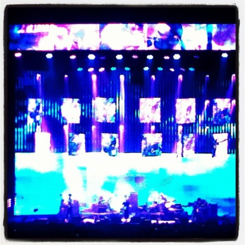 Taken with Instagram at Verizon Center
