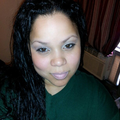 My #makeup this #morning for #church something #simple and #nude. Love the #nycmacara #highdefinition and my #sephora nude #pink #lipstick :) #me #lipgloss  (Taken with instagram)