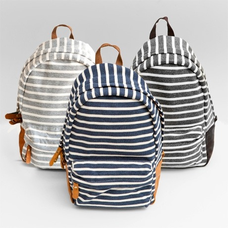 dontgiveafrock:  I've been looking for a stylish and simple back pack i can use on future travels & day trips without looking like a junior high school kid. I love these from poketo .