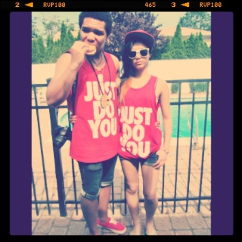 @krishaley @orginaldopeshizzz Got our shirts at WOD'12 NY