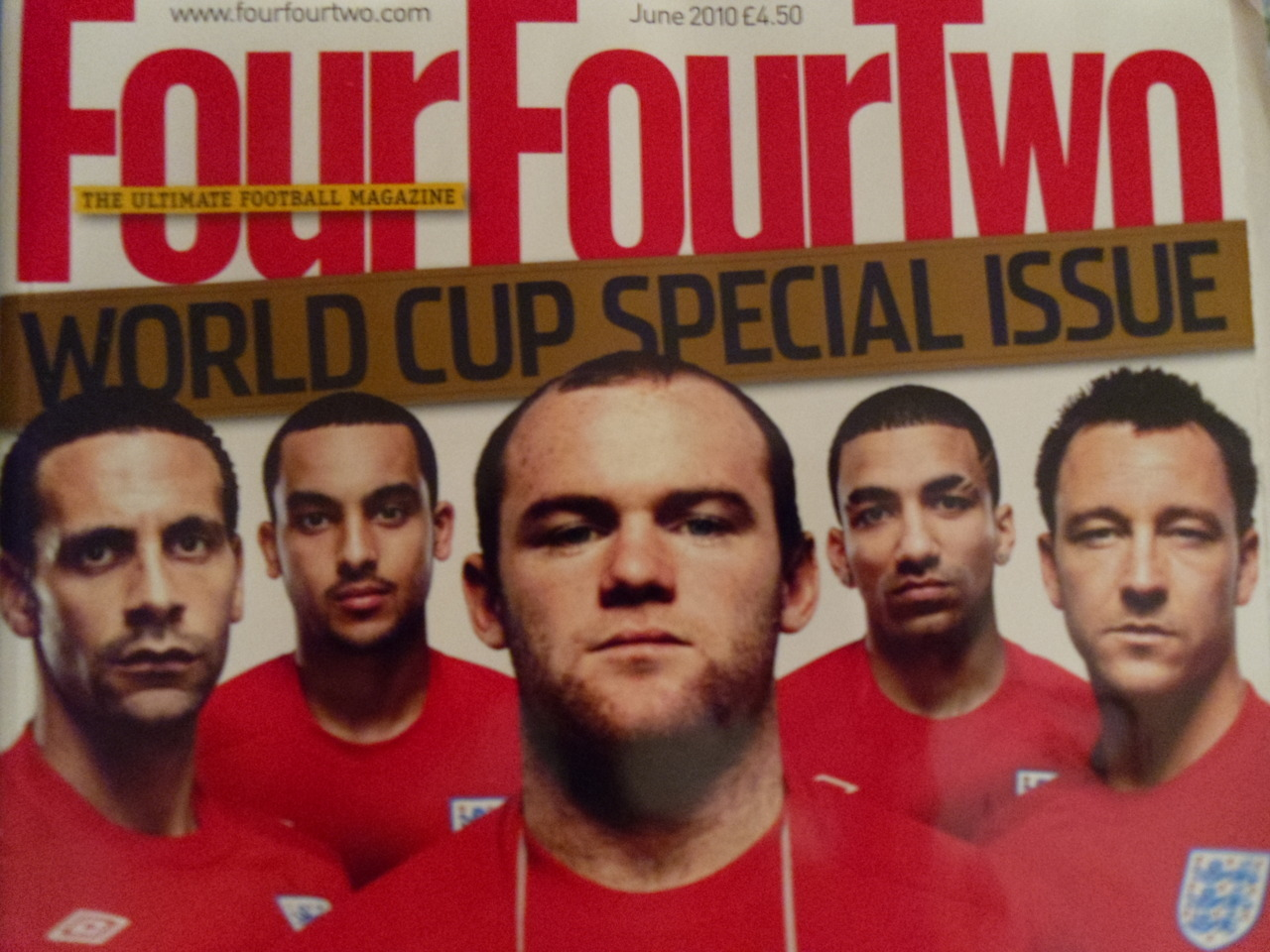 Four Four Two - World Cup 2010 Special Issue