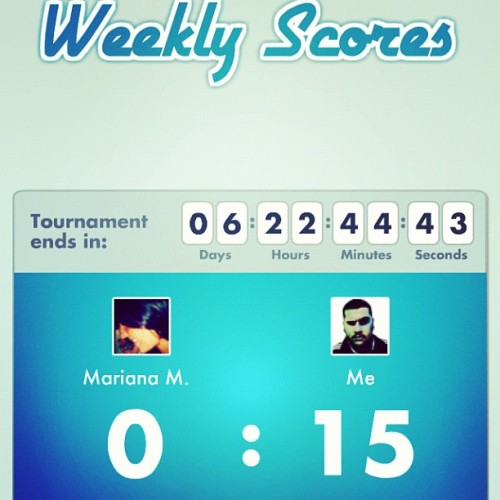 Novo vicio #songpop (Taken with instagram)