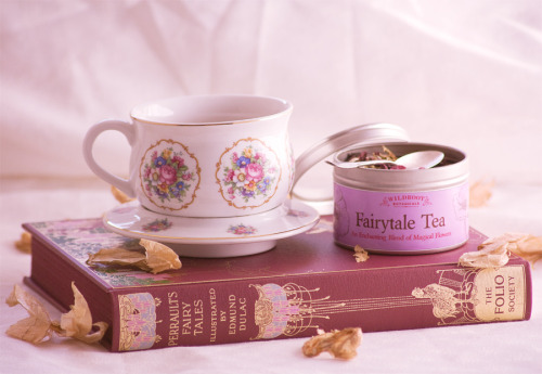 teachingliteracy:  Fairytale Tea (by ;dreamer)