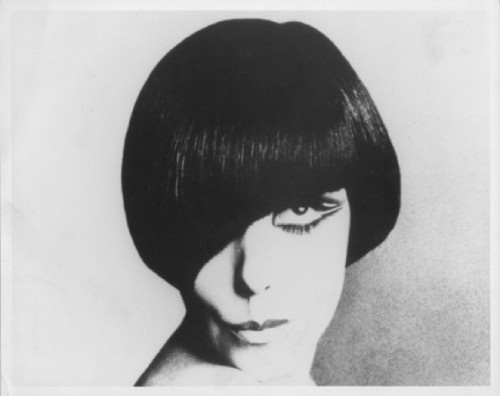 theswingingsixties:  Peggy Moffitt