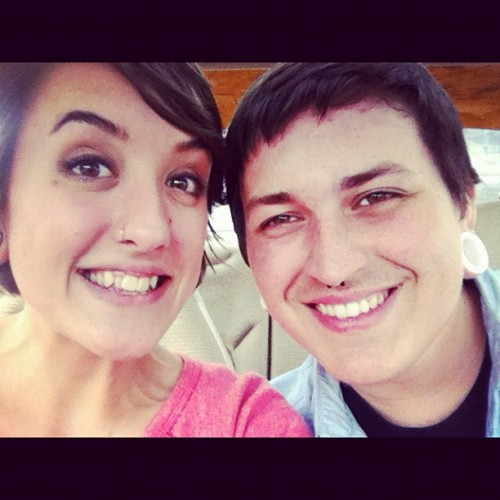 Date night :) (Taken with instagram)