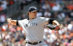Phil Hughes 9 IP, 8 K's, 1 ER New York Yankees 5 - 1 Detroit Tigers Leon Halip/Getty Images North America TheRunningRec.Tumblr.com