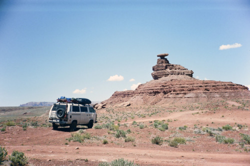 outofreception:  Mexican Hat, Utah