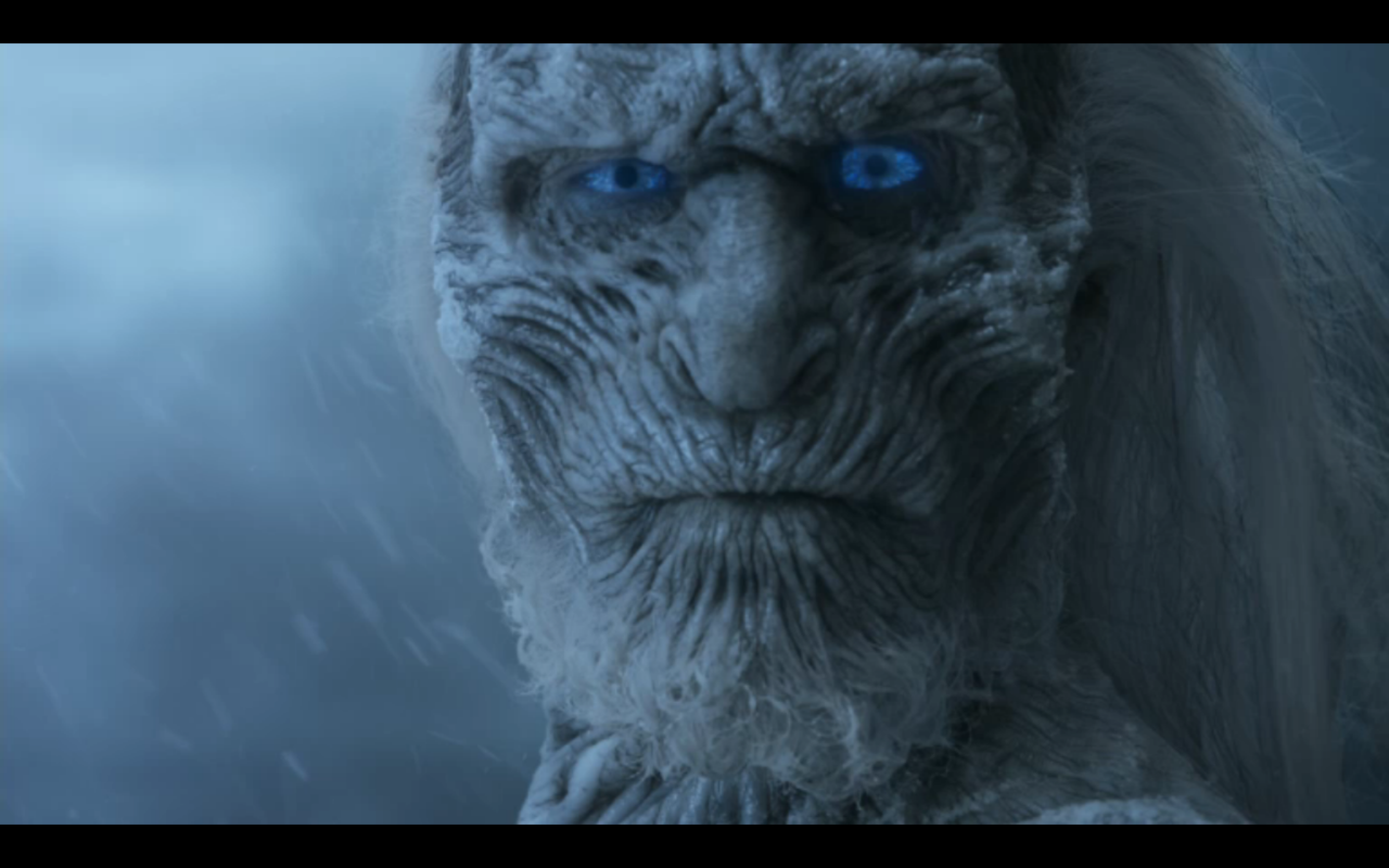 White Walker Jeff Bridges.
