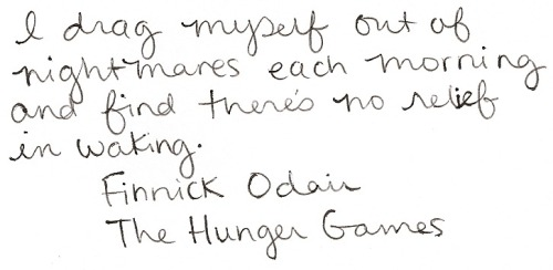 whitepaperquotes:  The Hunger Games by Suzanne Collins