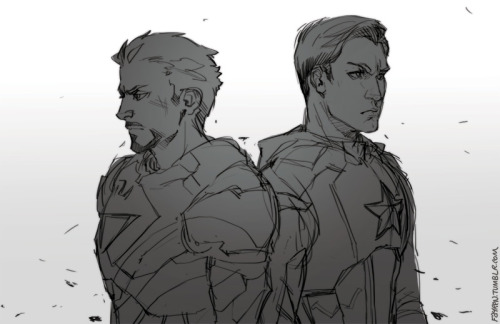 fayren:  I finally saw the Avengers. * u* Maybe I will finish this someday.