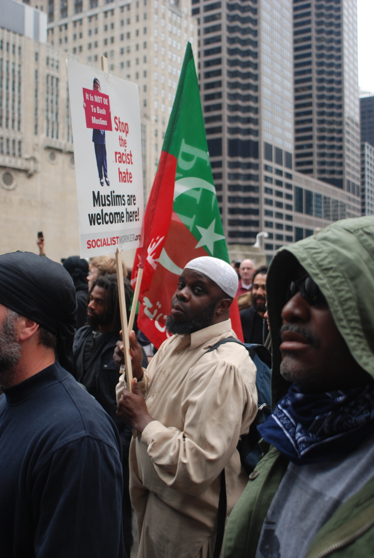 Here are some of the photos I took during the NATO protests in Chicago.  One of the things that really interested me was the media's focus on a subset of the protesters: people who looked out of the mainstream, or who seemed threatening.  For example, I watched the guy in clown make up, Casper, get interviewed by no less than four media outlets, both print and TV.  The nice old lady protester, Nan, on the other hand was interviewed by public radio and some journalism students.    You would expect that Casper really must have had something important to say, but he was just some young kid, who rightly has realized that the game is rigged.  He was there because opportunities once available to him and his friends have all but disappeared.  He has also spent much of his life watching his country be engaged in a perpetual state of war.  He wanted to speak out, to do SOMETHING.  He was all heart, but frankly lacked the life experience necessary to inform 'outsiders' about his cause, or even the reason for his makeup. After Listening to Nan's interview with the journalism students, I sat down and talked with her for a while.  I was captivated.  Her presence alone was inspiring, but even more amazing was the fact that she traveled from Oregon to take part in the protests.  She spoke to anyone who approached her and was able to describe in very simple terms why everyone (making less than 300k per year) would be foolish not to participate in this movement.  I was honored to have met her and truly inspired by her commitment. It is a sad commentary on the state of the press that such an inspirational figure isn't newsworthy.