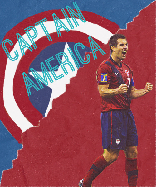 underthelightsofanfield:  Captain America