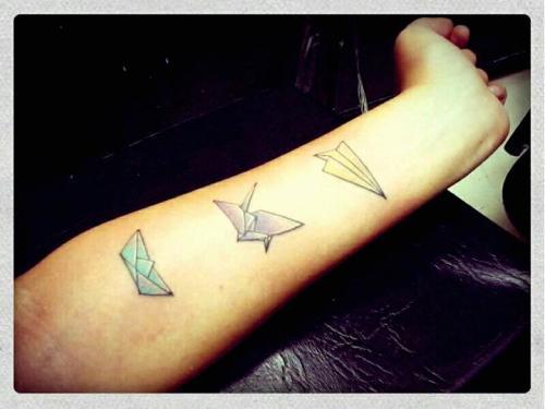 New tats! :D