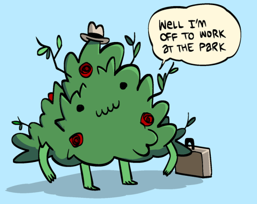 nedroidcomics:  Mr. Plants