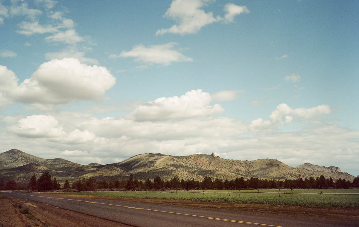 Farming near the foothills, Madras, Ore.
