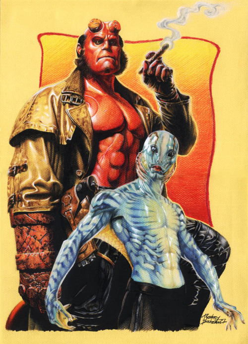 lulubonanza:  Hellboy Final by ~Buchemi
