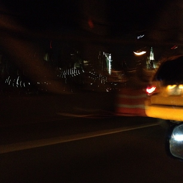 Bye NYC! (Taken with instagram)