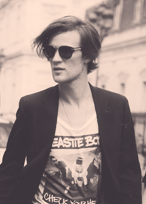 themadgirlwiththebox:  31/100: Matt Smith