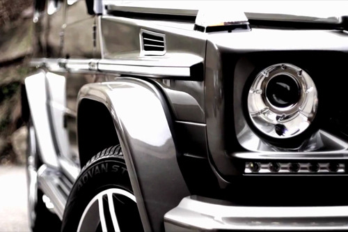 fuckyeahthebetterlife:  G63 AMG  My wifey be driven this