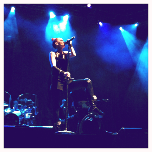 ~Garbage~ Live  June 3rd, 2012 Cricket Amphitheater Chula Vista, CA