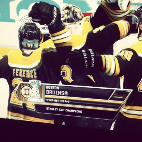 Game 7, killin it. @midwesthooligan  (Taken with instagram)