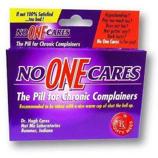 I wish I could prescribe this to all my co workers..