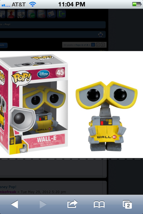 I so want this POP! Vinyl  So cute!!!