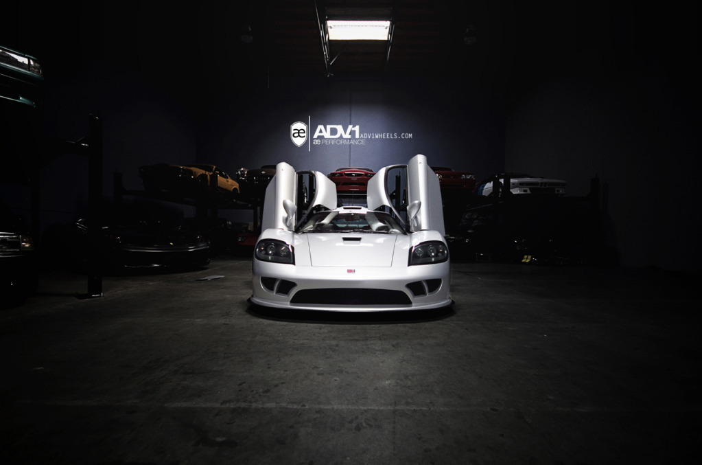 automotivated:  Saleen S7 ADV5.2 Track Spec (by ADV1WHEELS)