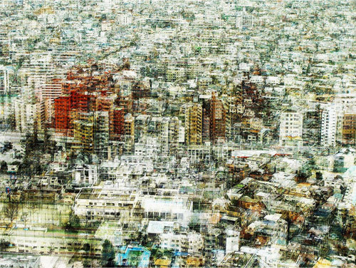 (via Stephanie Jung and her amazing multiple exposure photos in Japan. «)