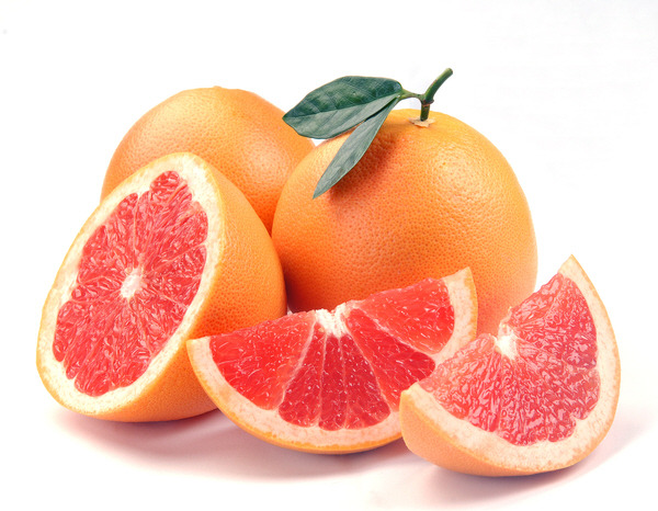 loveelectricbubblegum:  Grapefruit - A Surprising New Superfood: They might be a bit sour, but research shows that eating half a grapefruit before each meal over a period of 12 weeks can help you shed, on average, 3.5lb because of it's fat-burning compounds.  red grapefruits are the pick of the bunch for health benefits, because they have a higher level of antioxidants, which can help the liver break down fatty acids.  That's grapefruit juice all summer, then! (Look Magazine UK - 4 June 2012)
