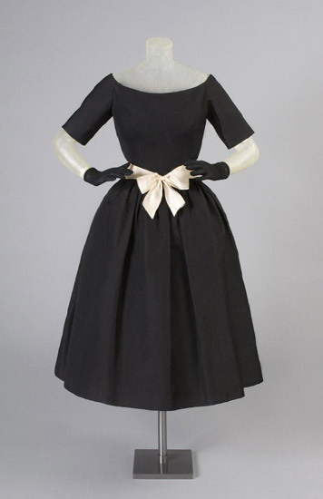 omgthatdress:  Dress Gustave Tassell, 1957 The Philadelphia Museum of Art