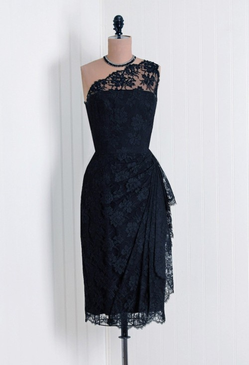 omgthatdress:  Dress 1950s Timeless Vixen Vintage   GORGEOUS