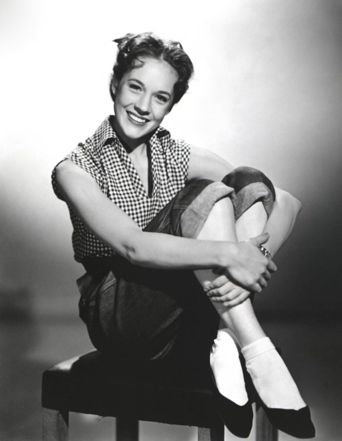 bohemea:  Julie Andrews
