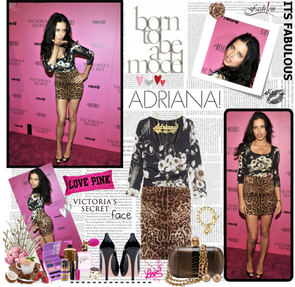 Adriana Lima by mako87 featuring victoria secret makeupMiu Miu platform shoes, $645Alexander McQueen box clutch, £1,519Juicy Couture yellow gold jewelry, $48Carolee glass earrings, $28Victoria s Secret victoria secret makeup, $5.99Victoria s Secret bronze makeup, $12Victoria s Secret mascara, $14Victoria s Secret victoria secret fragrance, $20Victoria s Secret body moisturizer, $7.99Victoria'S Secret Sheet Set, $69Sizzix - Sizzlits Die - Valentine Collection - Die Cutting Template -…, $20Strawberries, Organic, 1lb Package (United States) | AmazonFresh, $6.79Designer clothing, shoes, bags, $905Background Brushwood Wall Art - Wall Sculpture - Home Accents - Home…, $109Rose: bouquet da sposa colorati - 100matrimoni, $200