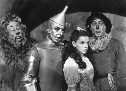 bohemea:  The Wizard of Oz  Scariest movie ever