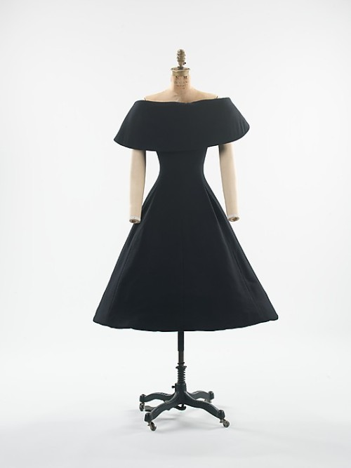 Robe Promesse Christian Dior, 1956 The Metropolitan Museum of Art