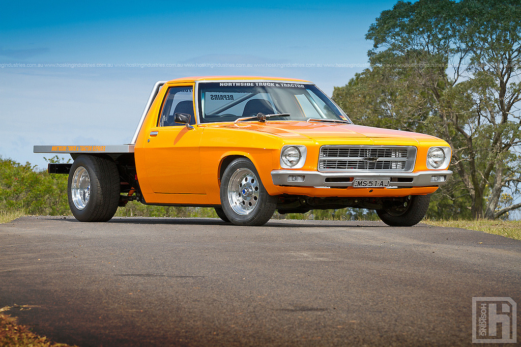 carpr0n:  Flatbed Starring: '73 Holden HQ Tonner (by HoskingIndustries)