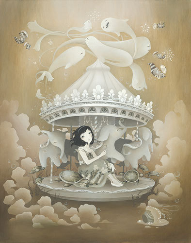 Forests and Fairy Tales: The Work of Amy Sol