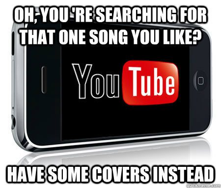 Scumbag Youtube App