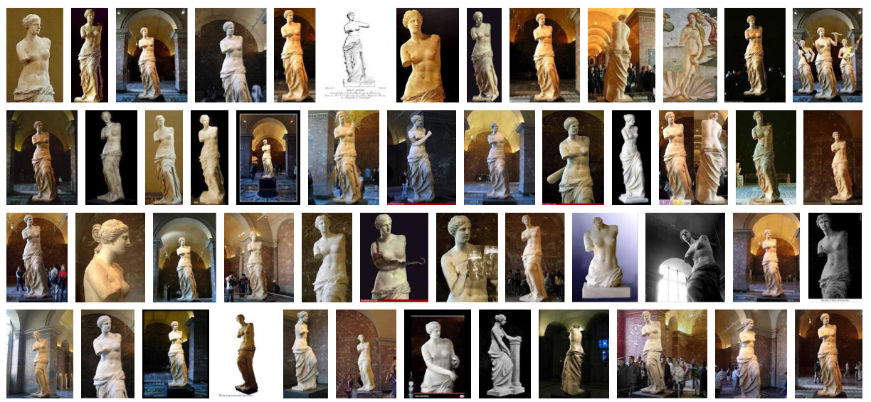 """Venus de Milo,"" Google Image Search by Rob Walker, May 11, 2012"