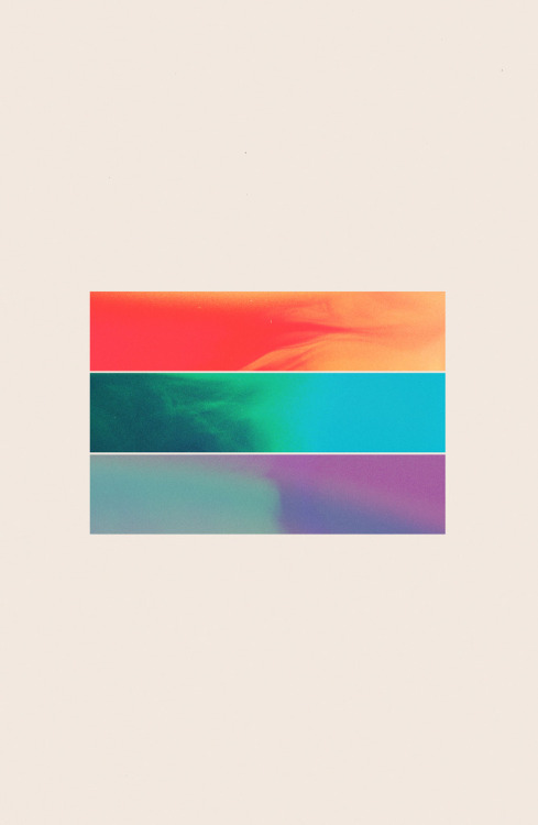 ROY G BIV by Charles Bergquist