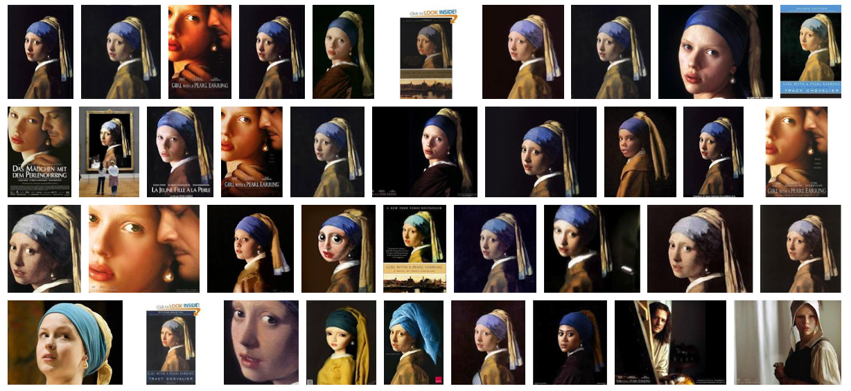"""Girl With The Pearl Earring,"" Google Image search by Rob Walker, May 11, 2012"