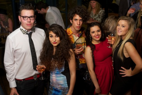 Brighton Fashion Week 2012 VIP Launch