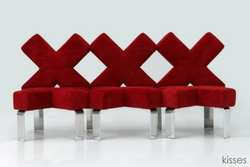 kisses /via Creative ARTEX Sofa Collection by Dima Loginoff