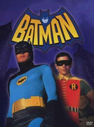 "I am watching Batman 1966                   ""Recorded an episode for my 5 year old. Can't believe he's watching it.""                                Check-in to               Batman 1966 on GetGlue.com"