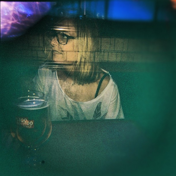 #lomo #holga #hipster #blabla (Taken with Instagram at Şahika)