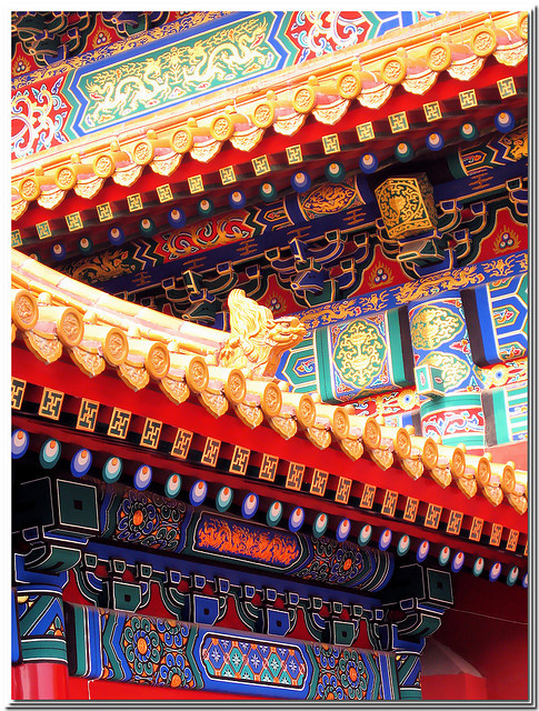 elostirion:  紫禁城 北京 The Forbidden City, Beijing by 瑞士大龙 on Flickr.