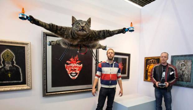 Best pictures from the past 24 hours - The Globe and Mail. Helicopter cat, Diamond Jubilee, and plane crash. http://bit.ly/LfiCGC