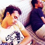 nasonexyouswine:  Sleeping Starkids