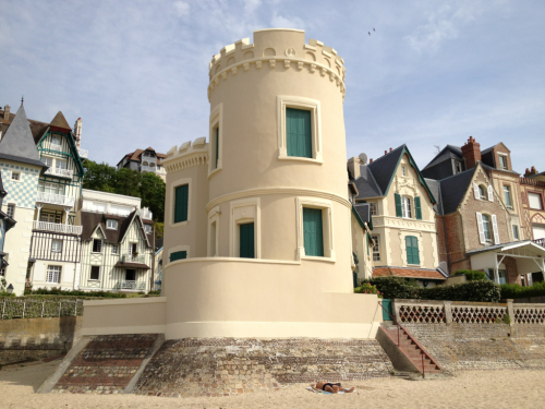 La Tour Malakof (Trouville, France)